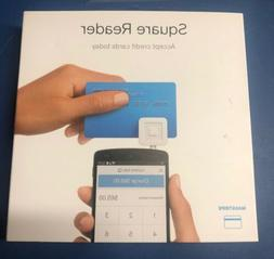 SQUARE CREDIT CARD READER FOR MOBILE DEVICES - BRAND NEW SEA