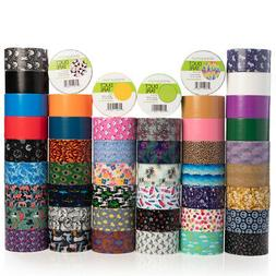 Simply Genius Duct Tape Roll Colors Patterns Craft Supplies