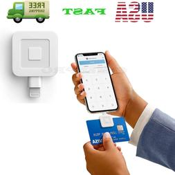 Fast Square Magstripe Reader Lightning Connector Glossy  Equ