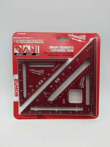 7 inch rafter square mlsq070 and 4