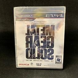 Metal Gear Solid The Legacy Collection  BRAND NEW