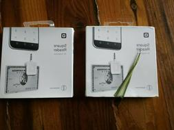 Square Readers for mobile credit card sales