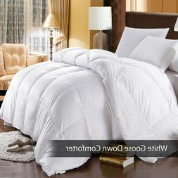Royal Hotel 750 Fill White Goose Extra Warmth Down Comforter
