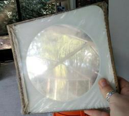 """Ikea Sorli Accent Mirrors, 8"""" Square with frosted edges, one"""